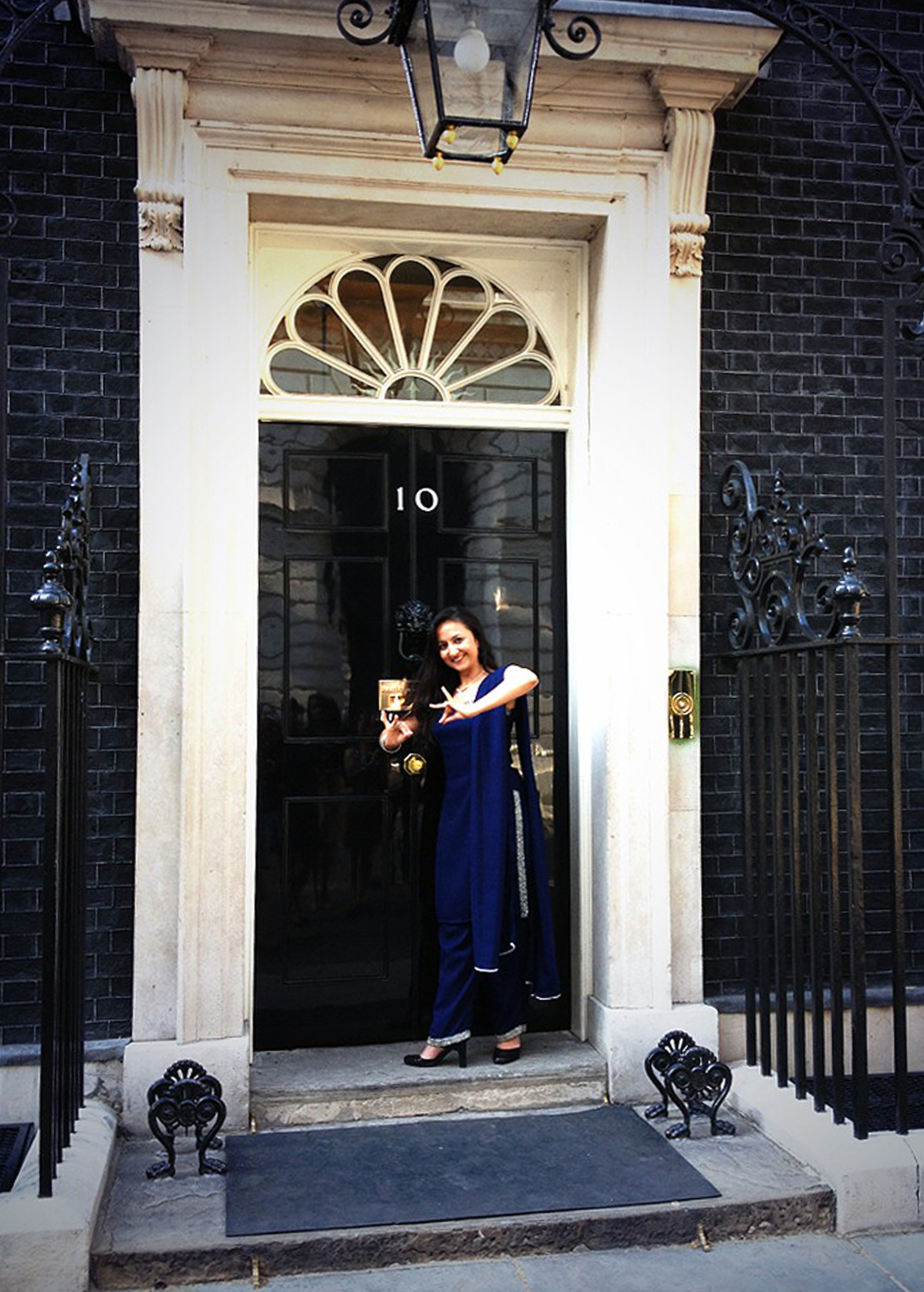 Inside No 10 Downing Street Just Jhoom
